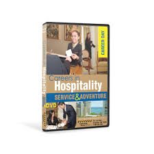 careers in hospitality service adventure dvd