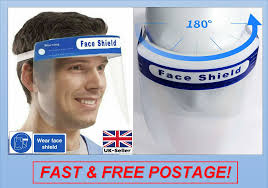 Business, Office & Industrial <b>PVC</b> Sheet for <b>Face Shield</b> Full Face ...