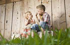 Children spend just five hours and    minutes outside a day  half the time their Daily Mail