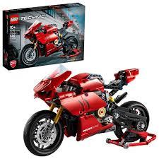 <b>LEGO Technic Ducati Panigale</b> V4 R Motorcycle Toy Building Kit ...