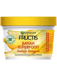 """Маска для волос 3в1 """"Fructis Фруктис, <b>Superfood</b> Банан ..."""