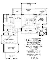 Long Lake Cottage House Plan   House Plans by Garrell Associates  Inc Long Lake Cottage House Plan     Mountain House Plans  Craftsman House Plan