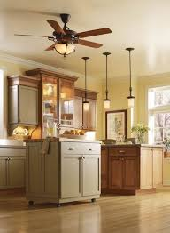 image of kitchen ceiling fan light fixtures ceiling lighting for kitchens
