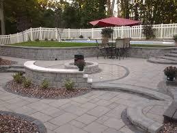 stone patio installation: patio paving stones paving stone patio installation nicholson