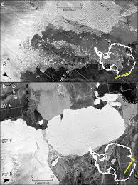 remote sensing full text calving fronts of antarctica remotesensing 05 06305f9 1024