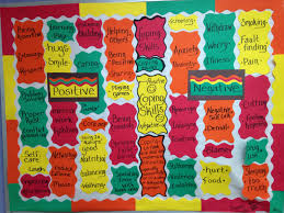 positive negative coping skills bulletin board aod therapy positive negative coping skills bulletin board