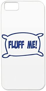 <b>TPU</b> Jokes Pillow <b>Fluff</b> Funny Me Navy <b>Fluff</b> Me Protective <b>Hard</b> ...