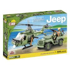<b>Конструктор COBI</b> 24254 Джип и вертолет <b>Jeep</b> Willys and ...