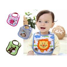 <b>1pcs</b> Baby Bibs Bandana <b>100</b>% cotton <b>High Quality</b> Babadores burp ...