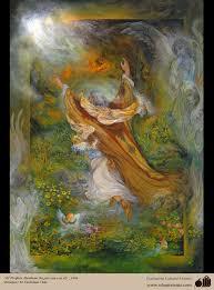 prophet abraham persian painting farshchian gallery of prophet abraham persian painting farshchian