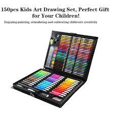 Online Shop <b>150pcs Art Drawing Set Children's Painting</b> Sketching ...