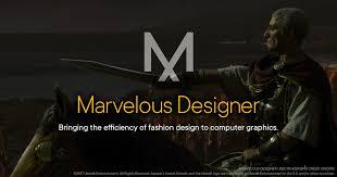 Marvelous <b>Designer</b>