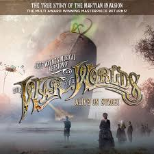 Jeff Wayne's Musical Version of The War of The ... - VIP Nation Europe