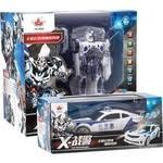 Купить <b>Радиоуправляемый трансформер Meizhi</b> полиция - 28169 ...
