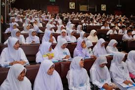 Image result for kelas agama islam lelaki dan perempuan