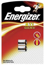 Купить <b>Батарейка Energizer</b> A11 2 шт блистер по низкой цене с ...