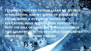 Richard Cobden quotes: top famous quotes and sayings from Richard ... via Relatably.com