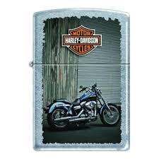 <b>Зажигалка ZIPPO Harley</b>-<b>Davidson</b>®, с покрытием Street Chrome ...