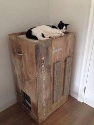 litter box furniture cat litter box furniture diy