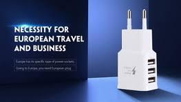 Hot! <b>gocomma Universal 2A</b> 3 USB Ports Multifunctional Travel ...