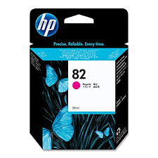 <b>HP 82 28</b>-ml Ink Cartridge, <b>Magenta</b>: Amazon.in: Computers ...