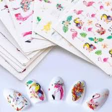 Nail Sticker Templates To Bring Out the Creative Streak In You.Many ...
