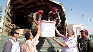 تونس ترفع التأهب الامني لانتخابات تريدها هادئة