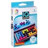 <b>Головоломка BONDIBON</b> Smart Games <b>IQ</b>-Элемент (ВВ0941 ...