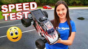 4WD Brushless 1/10th Scale Truck - SPEED TEST - <b>ZD Racing</b> ...