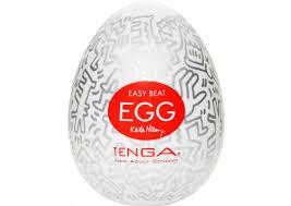<b>Яйцо Tenga & Keith Haring</b> egg Party