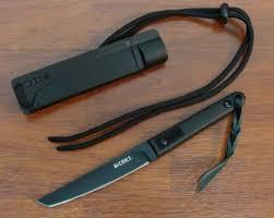 Sweet K.I.S.S – <b>шейный нож с</b> узким клинком от CRKT » Ножи на ...