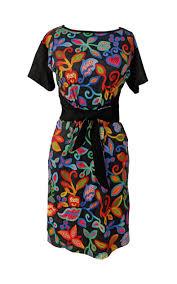 <b>Two-way</b> dress - Tapestry – Boutique Katrin Leblond