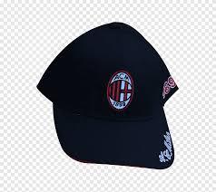 <b>Бейсболка</b> Реал Мадрид С.Ф.<b>Милан</b>, <b>бейсболка</b>, шляпа, черный ...