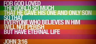 Image result for john 3:16