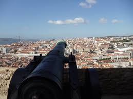 Resultado de imagem para Lisboa vista do Castelo Natal
