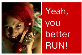 critical analysis run lola run lola rennt not quite not quiet