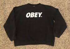 Мужские <b>толстовки OBEY</b> купить на eBay США с доставкой в ...