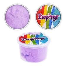 """<b>Кинетический пластилин</b> """"<b>Zephyr</b>"""" фиолетовый 0,150 кг"""
