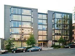 decor christmas urban modern apartments exterior