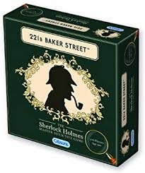 <b>221B Baker Street</b> Game: Amazon.co.uk: Toys & Games
