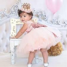 Baby & <b>Girl's</b> Floral Lace Bow-Accent Tutu <b>Princess Dress</b> | baby ...