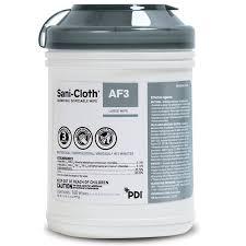 Sani-Cloth® AF3 Germicidal <b>Disposable</b> Wipe - PDI Healthcare