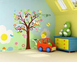tree wall decor art youtube: baby room wall decorations makipera decoration baby room baby room wall decorations makipera