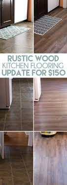 How To Replace A Kitchen Floor 17 Best Ideas About Inexpensive Flooring On Pinterest Cheap