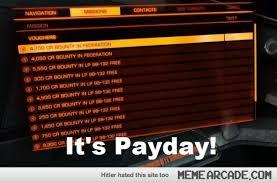 A day in the life of a bounty hunter (Elite Dangerous) - Meme Arcade via Relatably.com