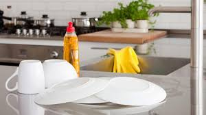 clean kitchen: five tips for a shiny clean kitchen