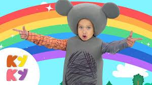 <b>РАДУГА</b> - Кукутики - Песенка мультик для детей малышей ...