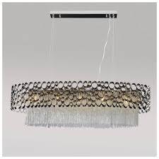Купить Подвесной <b>светильник Crystal Lux Fashion</b> SP5 L100 по ...