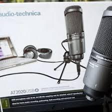 <b>Микрофон audio tecnica</b> at2020 – купить в Москве, цена 6 500 руб ...