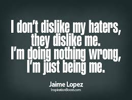Hate Quotes Jaime Lopez - Inspiration Boost | Inspiration Boost
